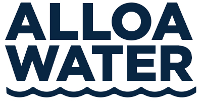 Alloa Water Logo