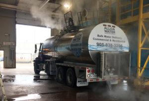 Truck Sterilization