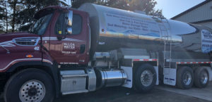 Water Truck Alloa Water