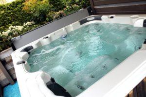 Hot Tub Filling