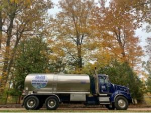 Water Supply Truck